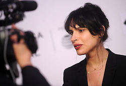 Desiree Akhavan attends the screening of the movie The Miseducation Of Cameron Post during the 2018 Tribeca Film Festival at BMCC Tribeca PAC in New York City, NY, USA on April 22, 2018. Photo by Dennis Van Tine/ABACAPRESS.COM