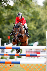 Sprehe Jorne, GER, Stakki s Jumper<br /> Internationales Wiesbadener PfingstTurnier 2017<br /> © Hippo Foto - Stefan Lafrentz