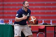 Andrea Diana <br /> Germani Basket Brescia allenamento<br /> Lega Basket Serie A 2016/2017<br /> Brescia 24/08/2016<br /> Foto Ciamillo-Castoria