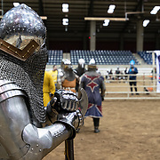 Pendleton, SC.-February, 23, 2019-The Full Contact Medieval Combat Palmetto Knights  hosts the National Qualifiers for TEAM USA Final Melee qualifier. The host location is the T. ED Garisoan Arena in Pendleton, SC.