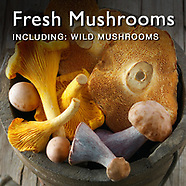 Food Pictures of Mushrooms & Wild Mushrooms Fresh & Recipes