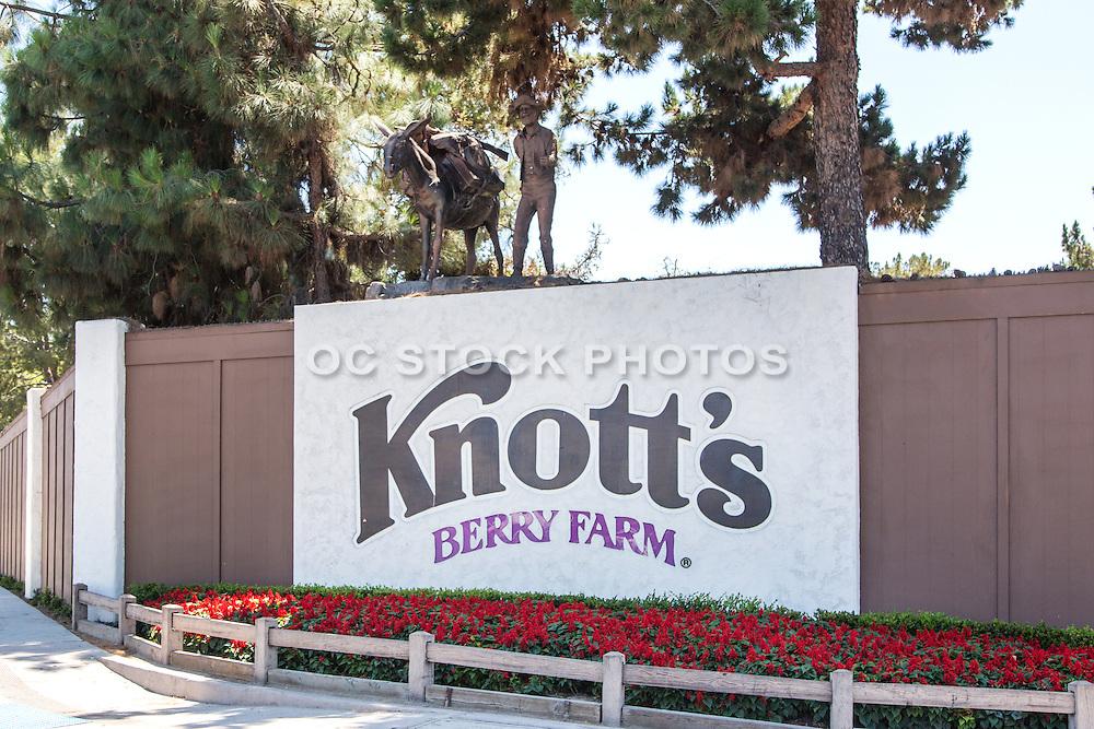 Knott's Berry Farm in Buena Park California