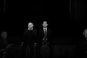 Filippo Nogarin e Luigi Di Maio a Livorno.<br /> 22 febbraio  2015 . Daniele Stefanini /  OneShot
