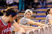 Parma 14 Febbraio 2012 <br /> Nazionale Italiana Femminile Allenamento<br /> Nella foto: sabrina cinili<br /> Foto Ciamillo