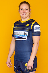 Lydia Thompson of Worcester Warriors Women - Mandatory by-line: Robbie Stephenson/JMP - 27/10/2020 - RUGBY - Sixways Stadium - Worcester, England - Worcester Warriors Women Headshots