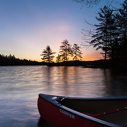 Grafton Pond Reservation. Society for the Protection of New Hampshire Forests reservation.