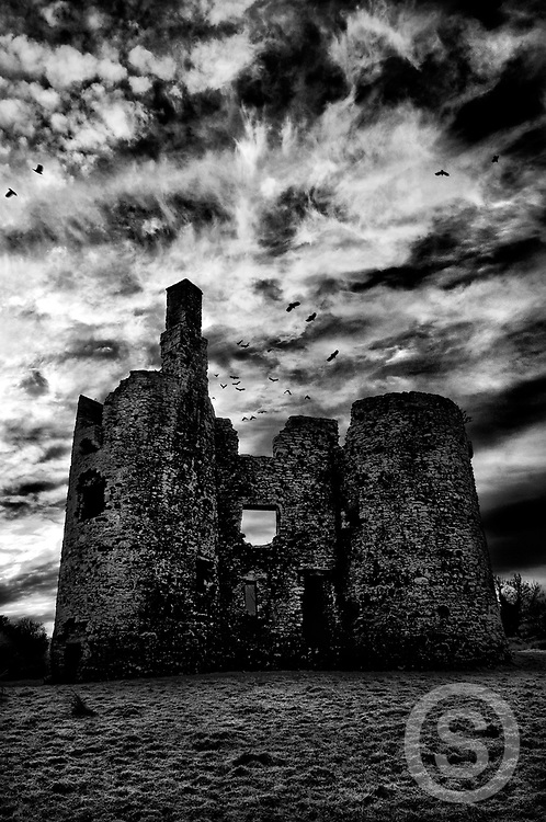 Photographer: Chris Hill, Ballinfad Castle, County Rosscommon