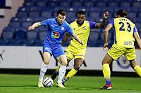 Connor Jennings. Stockport County 0-0 Solihull. Vanarama National League. 27.10.20