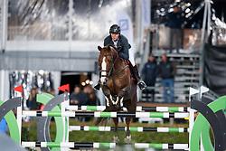 Delaveau Patrice, FRA, Aquila Hdc<br /> Prijs Seacoast CSI5*<br /> Jumping Antwerpen 2017<br /> © Hippo Foto - Dirk Caremans<br /> 19/04/2017