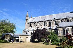 St John The Baptist, catholic cathedral, Norwich UK