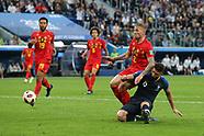 Belgium v France 100718 B