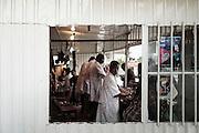 Macellaio, Addis Abeba 13 settembre 2014.  Christian Mantuano / OneShot