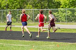 Maine State Track & Field Meet, Class B: boys 800 meters,  Will Shafer, Ben Trapani, Dan Curts