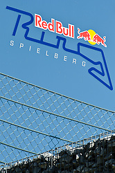 03.09.2011, Red Bull Ring, Spielberg, AUT, Ferrari Racing Days Spielberg, im Bild ein Featrure mit dem Red Bull Ring Logo // during the Ferrari Racing Days on the Red Bull Circuit in Spielberg, 2011/09/03, EXPA Pictures © 2011, PhotoCredit: EXPA/ S. Zangrando