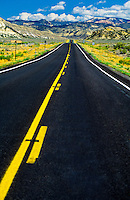 Highway 12, near Cannonville, Utah USA
