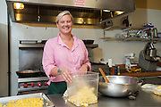 Mae Pike of Home Cuisine, photographed Tuesday, Aug. 20, 2013 in Louisville, Ky. (Photo by Brian Bohannon)