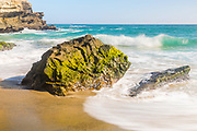 Rocky Laguna Beach Coast at Table Rock Beach