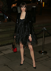 February 18, 2019 - London, United Kingdom - Sam Rollinson attends the Fabulous Fund Fair as part of London Fashion Week event. (Credit Image: © Brett Cove/SOPA Images via ZUMA Wire)