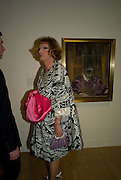 Grayson Perry, Francis Bacon opening private view and dinner. Tate Britain. 8 September 2008 *** Local Caption *** -DO NOT ARCHIVE-© Copyright Photograph by Dafydd Jones. 248 Clapham Rd. London SW9 0PZ. Tel 0207 820 0771. www.dafjones.com.