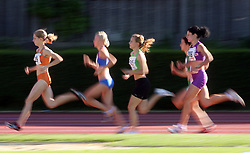 Runners at Athletic National Championship of Slovenia, on July 19, 2008, in Stadium Poljane, Maribor, Slovenia. (Photo by Vid Ponikvar / Sportal Images).