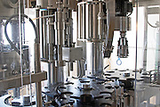bottling line machine for both cork and screw cap quinta do cotto douro portugal