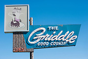 The Griddle Restaurant, Winnemucca, Nevada