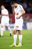 Fotball<br /> Frankrike<br /> Foto: Dppi/Digitalsport<br /> NORWAY ONLY<br /> <br /> FOOTBALL - FRENCH CHAMPIONSHIP 2007/2008 - L1 - VALNCIENNES FC v AS MONACO - 22/09/2007 - DISAPPOINTMENT JEREMY MENEZ (MON)
