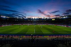 A general view of the King Power Stadium as Leicester City take on Valencia - Mandatory by-line: Robbie Stephenson/JMP - 01/08/2018 - FOOTBALL - King Power Stadium - Leicester, England - Leicester City v Valencia - Pre-season friendly