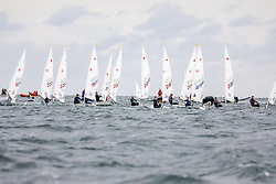 , Laser Radial Youth Worlds 19. - 25.08.2018, Laser Radial W - unsortiert 24.08.2018