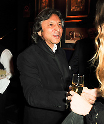 LEON MAX at the Tatler Little Black Book Party held at Tramp, 40 Jermyn Street, London on 3rd November 2010.