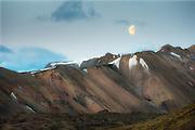 Colorful ryolite montains at Landmannalaugar, Iceland | Fargerike ryolittfjell ved Landmannalaugar, Island.