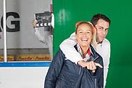 Fotoshooting der Rapperswil-Jona Lakers am 04. September 2018 in der St. Galler Kantonalbank Arena. (Thomas Oswald)