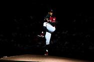 PHOENIX, ARIZONA - APRIL 28: The Cubs defeat the D-backs 6-5. (Photo by Sarah SachsArizona Diamondbacks)
