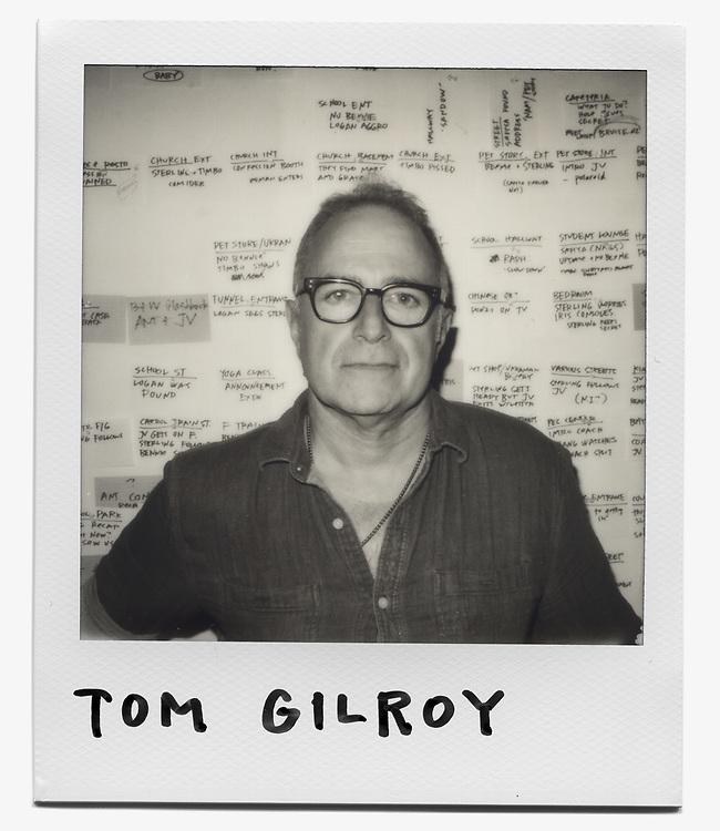 Farewell to New York: Tom Gilroy