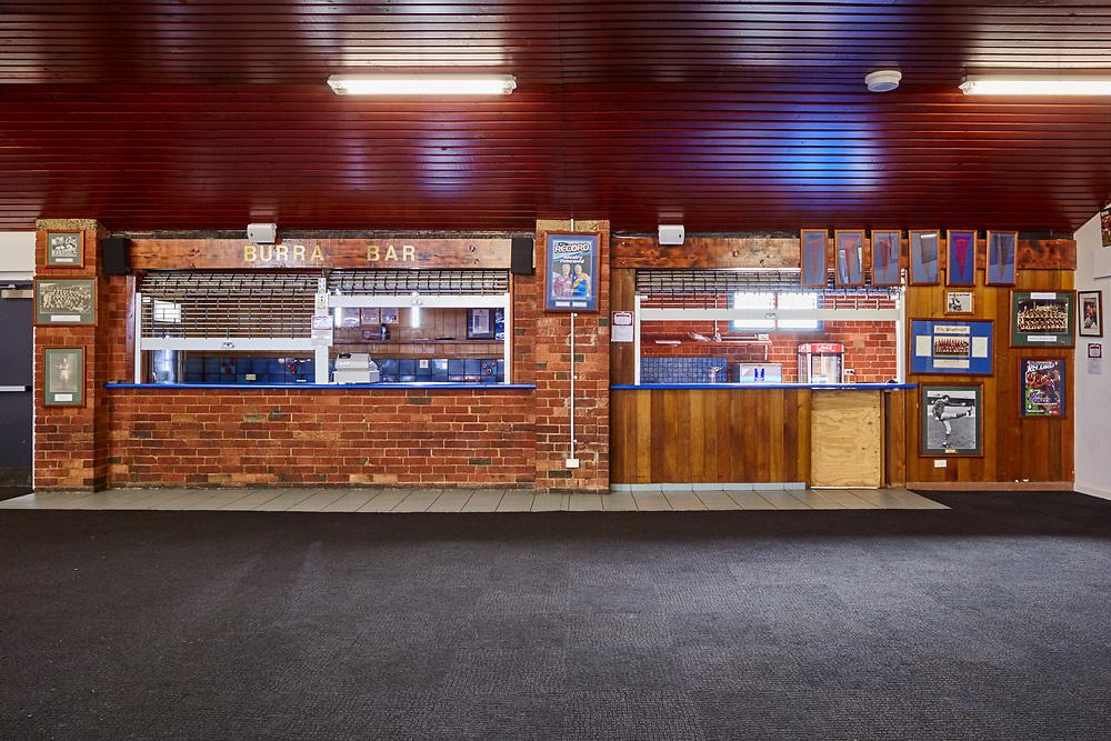 Borough Bar, Port Melbourne Football Club, 2017