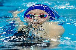 Sionhan-Marie O'Connor of Bath University wins the Womens 200m Individual Medlay Final - Photo mandatory by-line: Rogan Thomson/JMP - 07966 386802 - 16/04/2015 - SPORT - SWIMMING - The London Aquatics Centre, England - Day 3 - British Swimming Championships 2015.