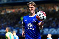 Everton's Kieran Dowell - Mandatory byline: Matt McNulty/JMP - 15/05/2016 - FOOTBALL - Goodison Park - Liverpool, England - Everton v Norwich City - Barclays Premier League