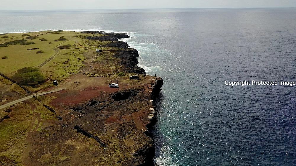 South Point, Big Island of Hawaii, Hawaii