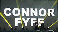 Connor Fyfe at The Playground Festival 2021