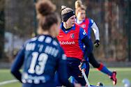 BILTHOVEN -  Hoofdklasse competitiewedstrijd dames, SCHC v hdm, seizoen 2020-2021.<br /> Foto: Laurien Leurink (SCHC)