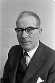 1963 - Long Service award recipients at Irish Shell