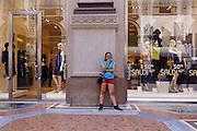 Milan, Look down generation, Galleria Vittorio Emanuele
