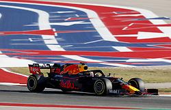 November 2, 2019, Austin, United States of America: Motorsports: FIA Formula One World Championship 2019, Grand Prix of United States, .#33 Max Verstappen (NLD, Aston Martin Red Bull Racing) (Credit Image: © Hoch Zwei via ZUMA Wire)