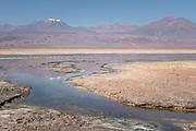 Salar de Atacama in Atacama Desert, Chile