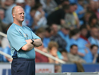 Photo: Rich Eaton.<br /> <br /> Coventry City v Preston North End. Coca Cola Championship. 14/04/2007. Iain Dowie watches his side lose 4-0 at home to Preston