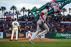 20190806 - Washington Nationals at San Francisco Giants
