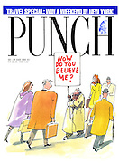 Now do you believe me? (Punch, front cover 23 January 1991)