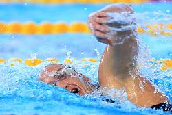 Jan Karel Petric, Men`s 1500m Freestyle, at 3rd day of Heats of LEN European Short Course Swimming Championships Rijeka 2008, on December 13, 2008,  in Kantrida pool, Rijeka, Croatia