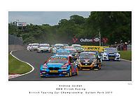 #77 Andrew Jordan BMW Pirtek Racing  BMW 125i M Sport  during Round 4 of the British Touring Car Championship  as part of the BTCC Championship at Oulton Park, Little Budworth, Cheshire, United Kingdom. May 21 2017. World Copyright Peter Taylor/PSP.
