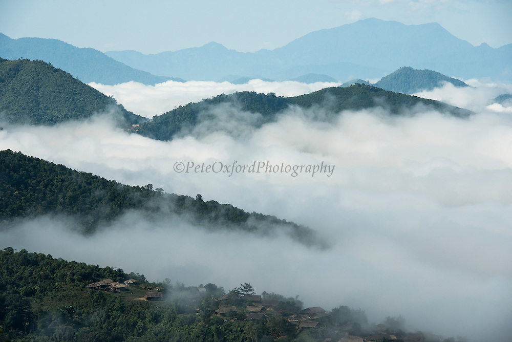 Himalayan foothills scenic<br /> Arunachal Pradesh<br /> North East India